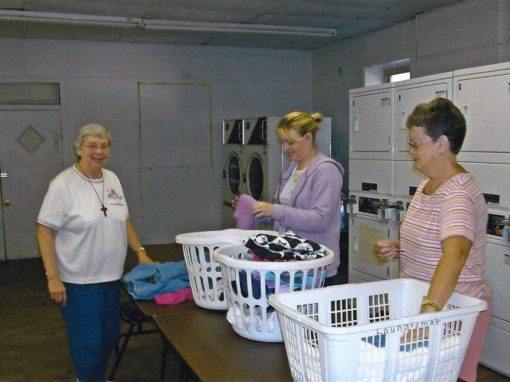 FEATURED GRANTEE:  Appalachian Laundromat Microenterprise
