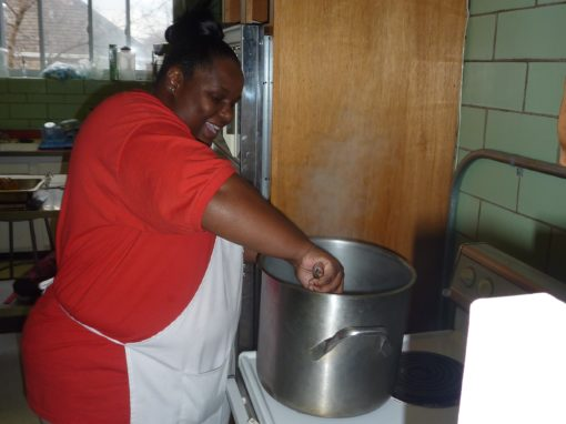 FEATURED GRANTEE: Dayton Christian Center Kitchen Remodel