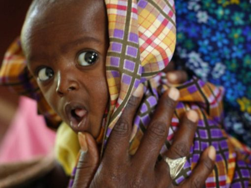 A Tortured Choice in Famine: Which Child Lives?