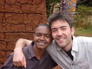 The School Friends: An Unlikely Pair Build Educational Opportunity
