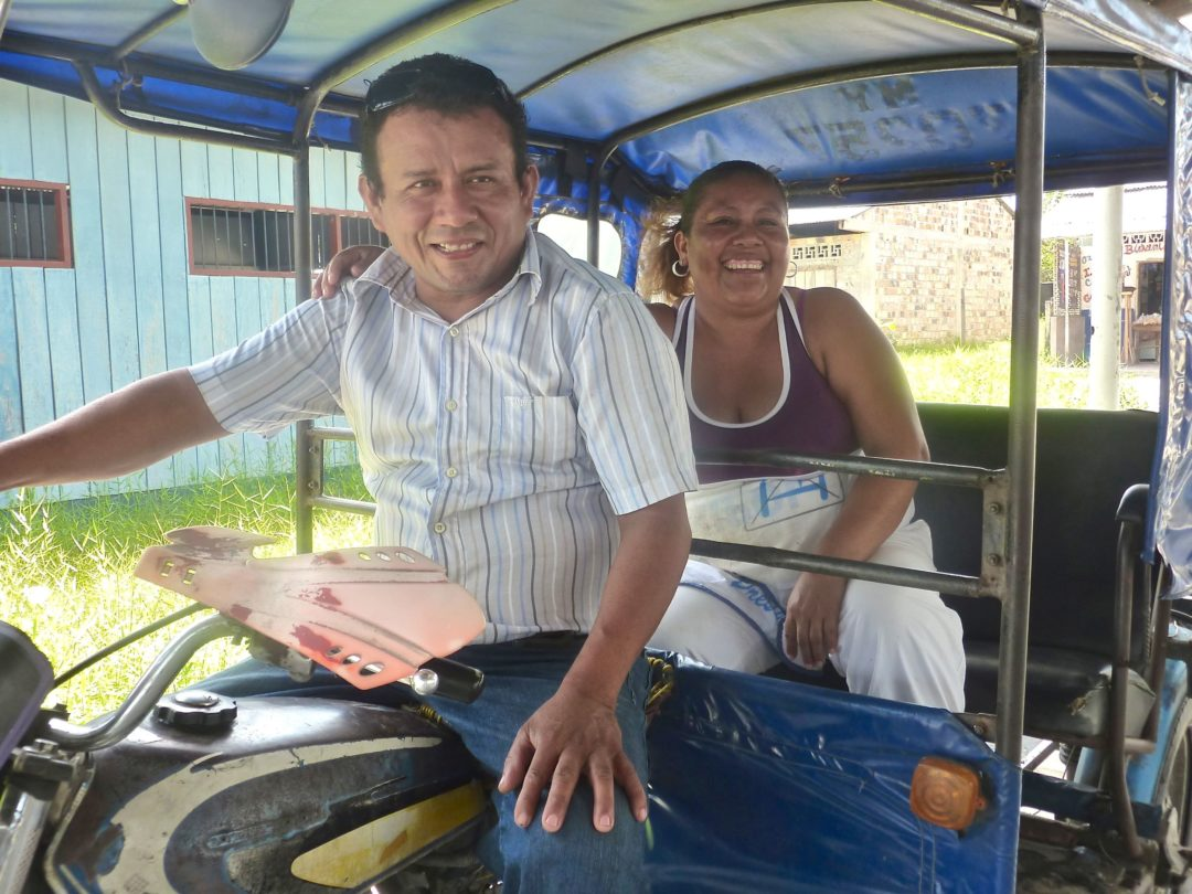 Romance in the Rainforest: Microentrepreneurs Make Time for Love
