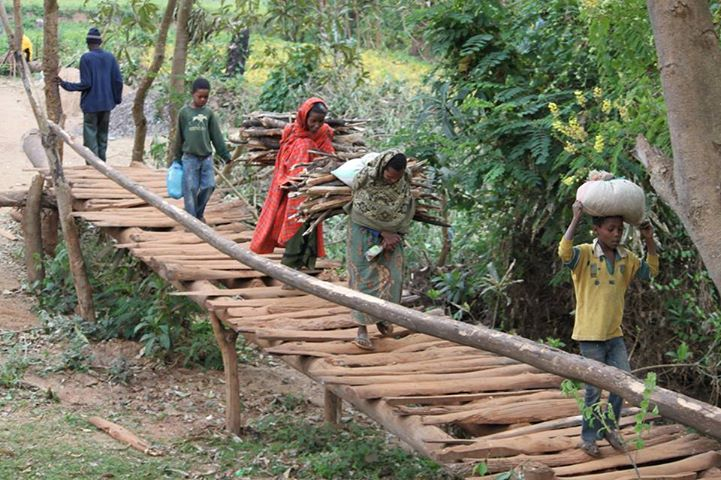 The Karimu Kids: Building Bridges of Wood and Culture: Part 4 of 4