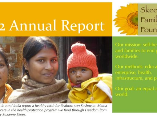 2012 Annual Report Celebrates Our Partnerships