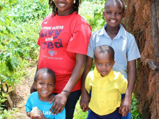 Celebrating Mothers' Role in Building a Healthier Future for Families and Communities