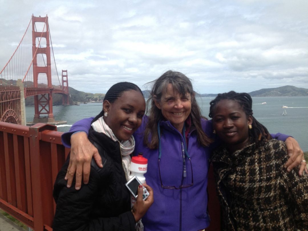First-Time Visitor to the U.S.: An African Writer Reflects on Culture and Food