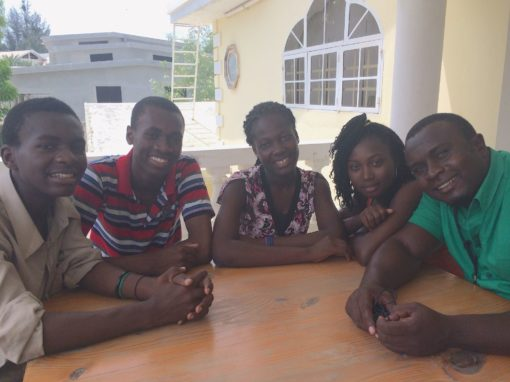 Investing in Haiti's Homeless Youth: Child Hope International