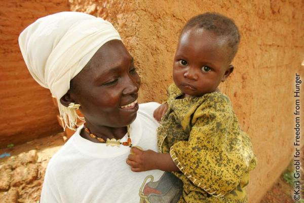 Freedom from Hunger Builds Resilient Families in Poverty-Stricken Area in Africa