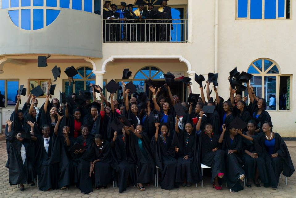 Graduating Women Leaders for Today and Tomorrow in East Africa: Akilah Institute