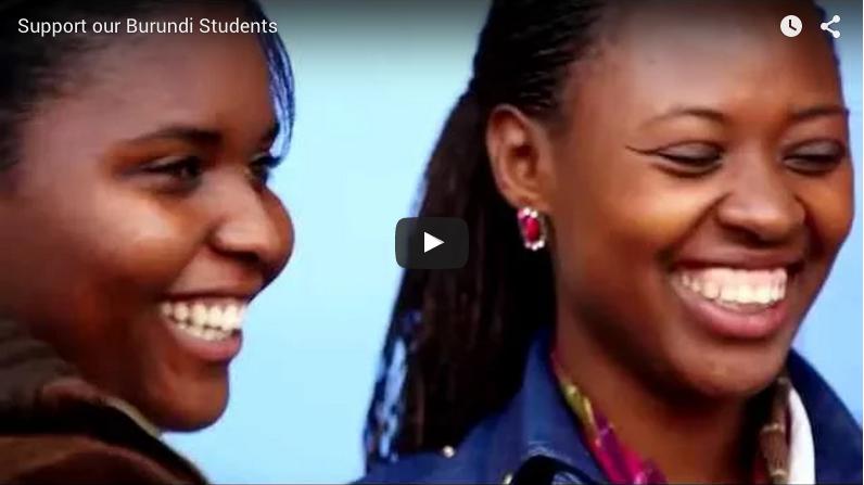 Students Escape Violence in Burundi at Akilah's Rwanda Campus