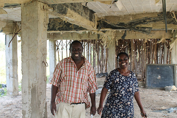 Teresa's Story: A Tired Teacher Carries on in Kenya