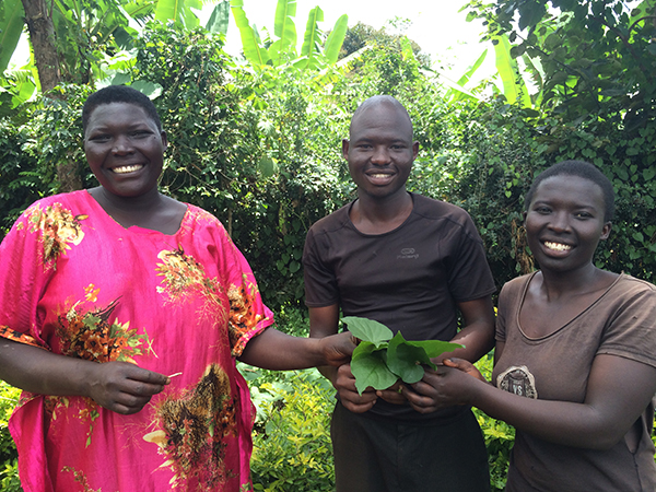 Technology in the Hands of Farmers: A Chat with Esther from Uganda