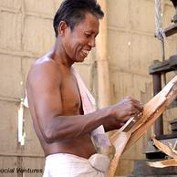 Waste at Work: Indian Entrepreneurs Turn Dung into Dollars