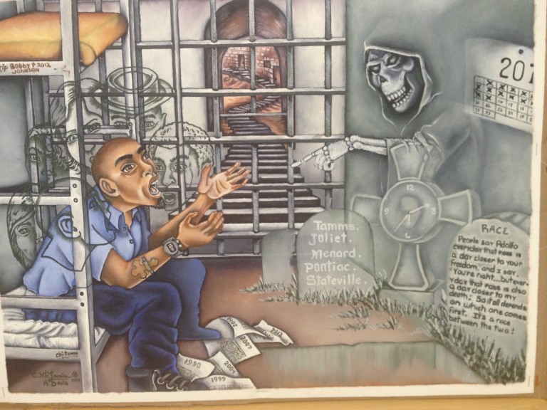 How To Measure Hope? Not from Jail