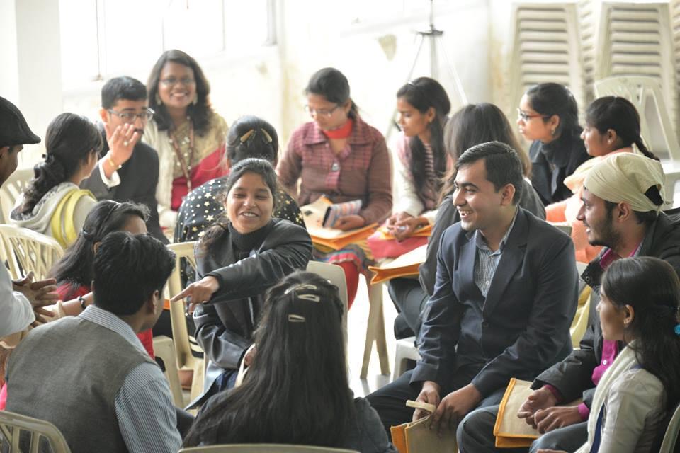 Medha alumni Lucknow India 2016