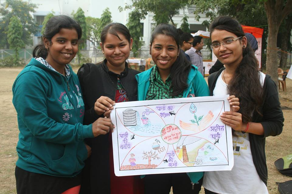 Medha career fair Lucknow India 2015
