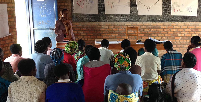 Resonate Storytelling in Rwanda 2016
