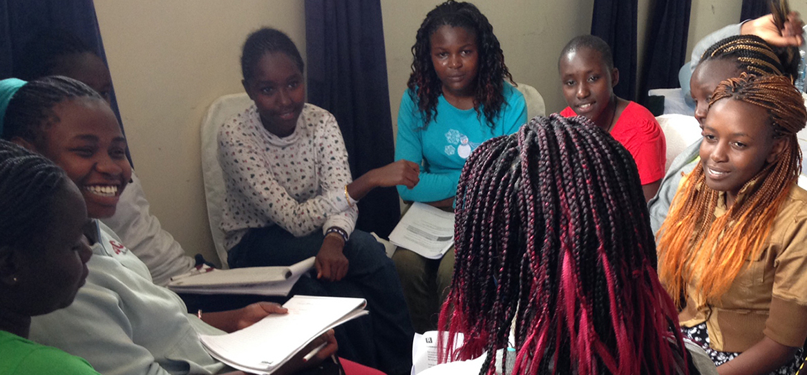 Resonate workshop Rwanda 2016