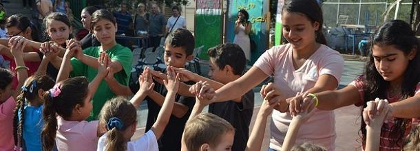 Children Create Mideast Peace Through Education at Hand in Hand