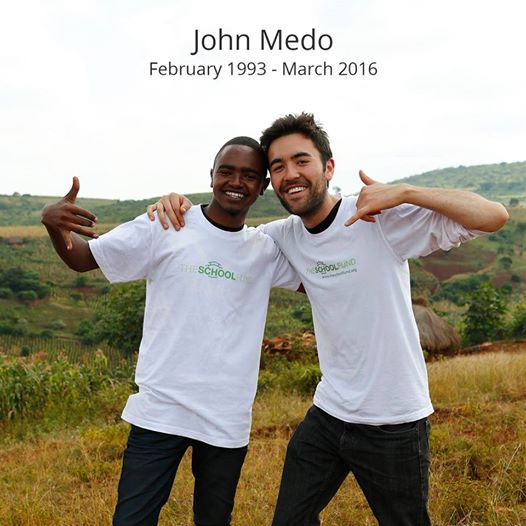 A Most Shining Star Disappeared: R.I.P. John Medo