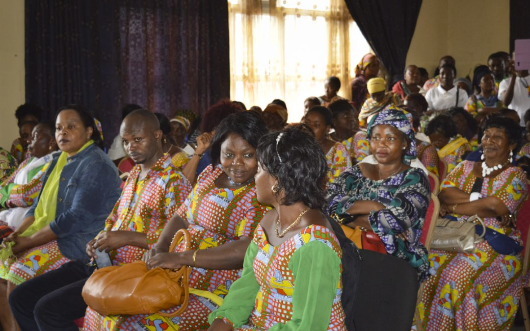 """""""Nothing Without Women:"""" Elections in Central Africa"""