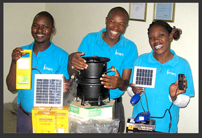 Triple-Social-Mission by LivelyHoods: Jobs + Product Access + Clean Air in Kenya's Slums