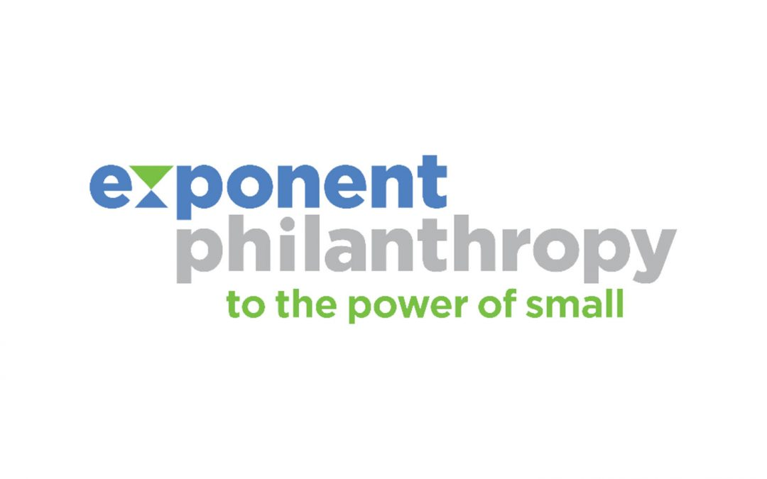 Lessons Learned: Exponent Philanthropy