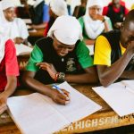TSF students Africa 2016