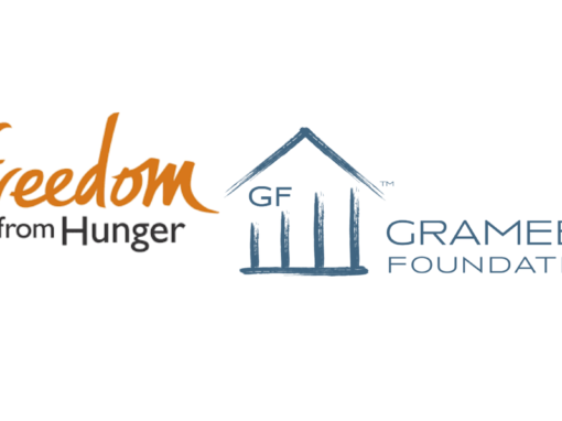 Two of Our Powerful Poverty-Partners Join Forces: Freedom from Hunger + Grameen Foundation