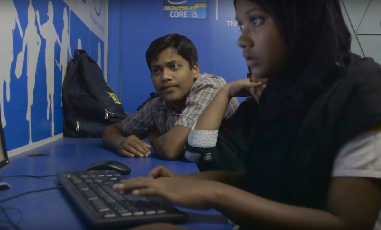 Nila's Story: JAAGO's Training in Coding Re-Programs Her Outcomes