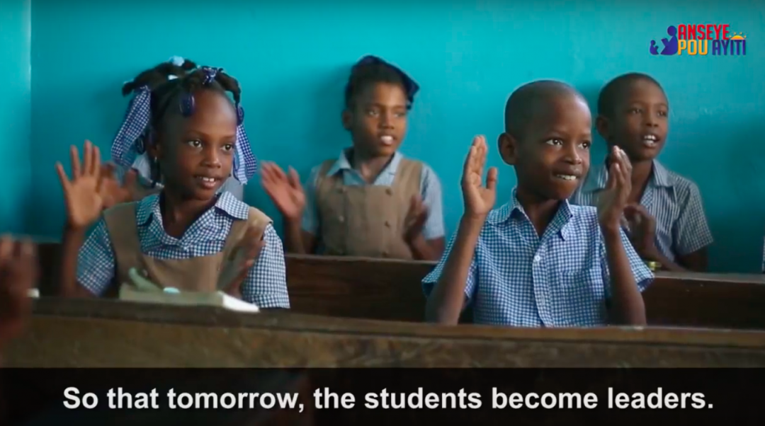 Transforming Education in Haiti through Leadership Training