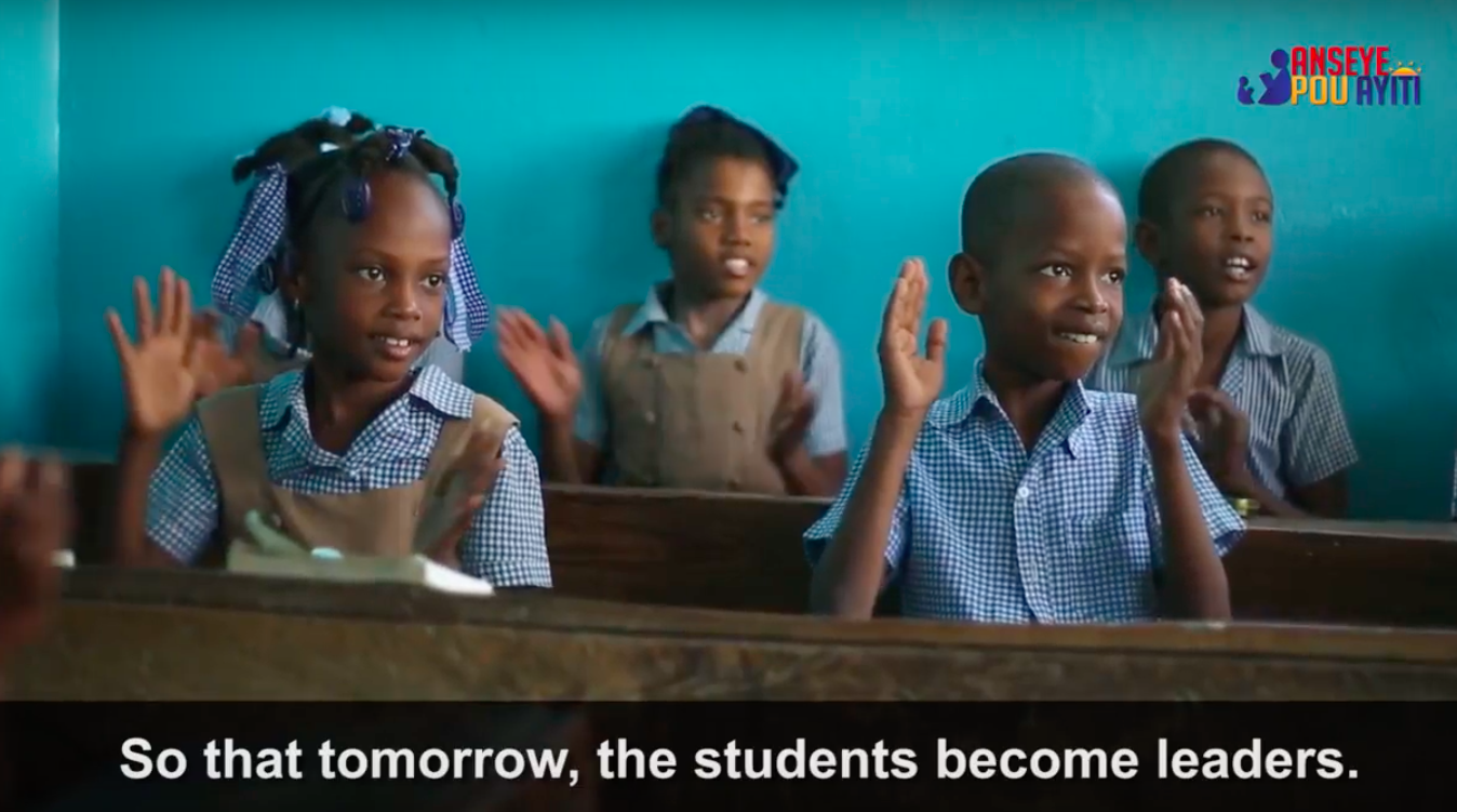 Transforming Education in Haiti through Leadership Training