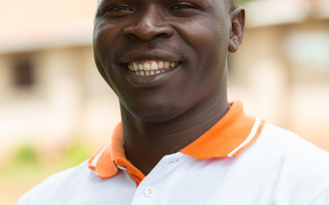 Visionary of the Month: Aaron Bukenya, Founder and Executive Director of BESO Foundation