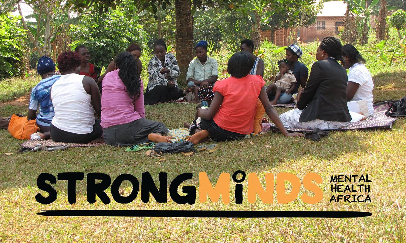 StrongMinds: Tackling Mental Health in Africa