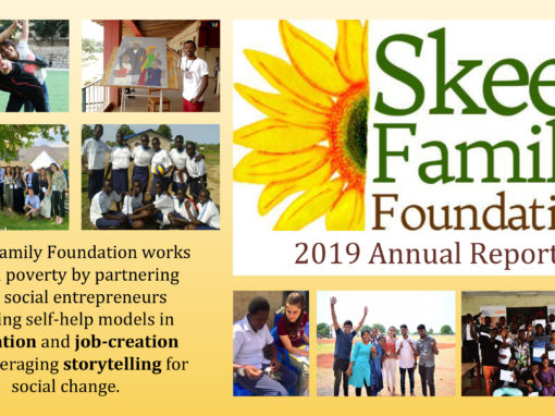 Annual Report 2019: A Year of Growth for Skees Family Foundation