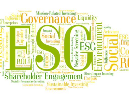 ESG Investing: Making the Most of Your Foundation's Assets
