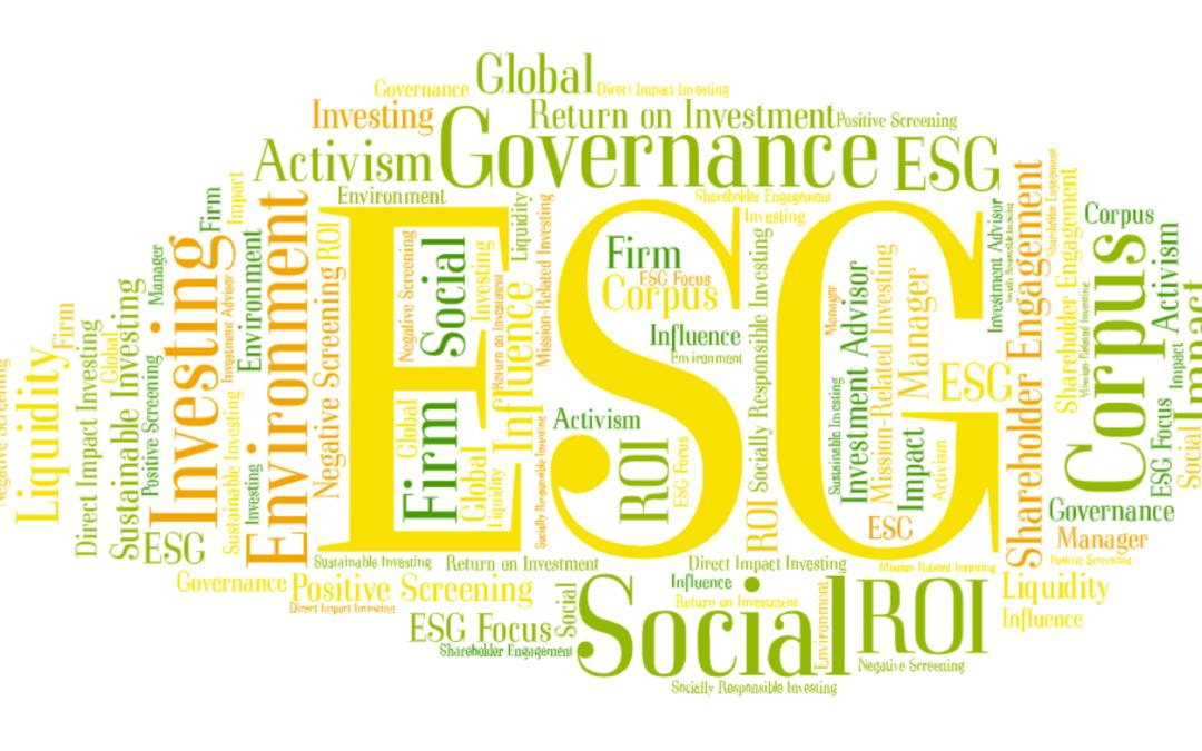 ESG Investing: Where To Start