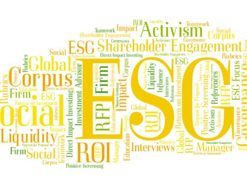 ESG Investing: Finding the Right Firm for You