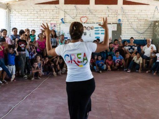 CREA Nicaragua-Through COVID and Beyond!