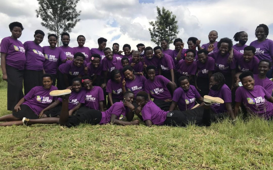 Women and Girls to the Front: The KadAfrica Difference