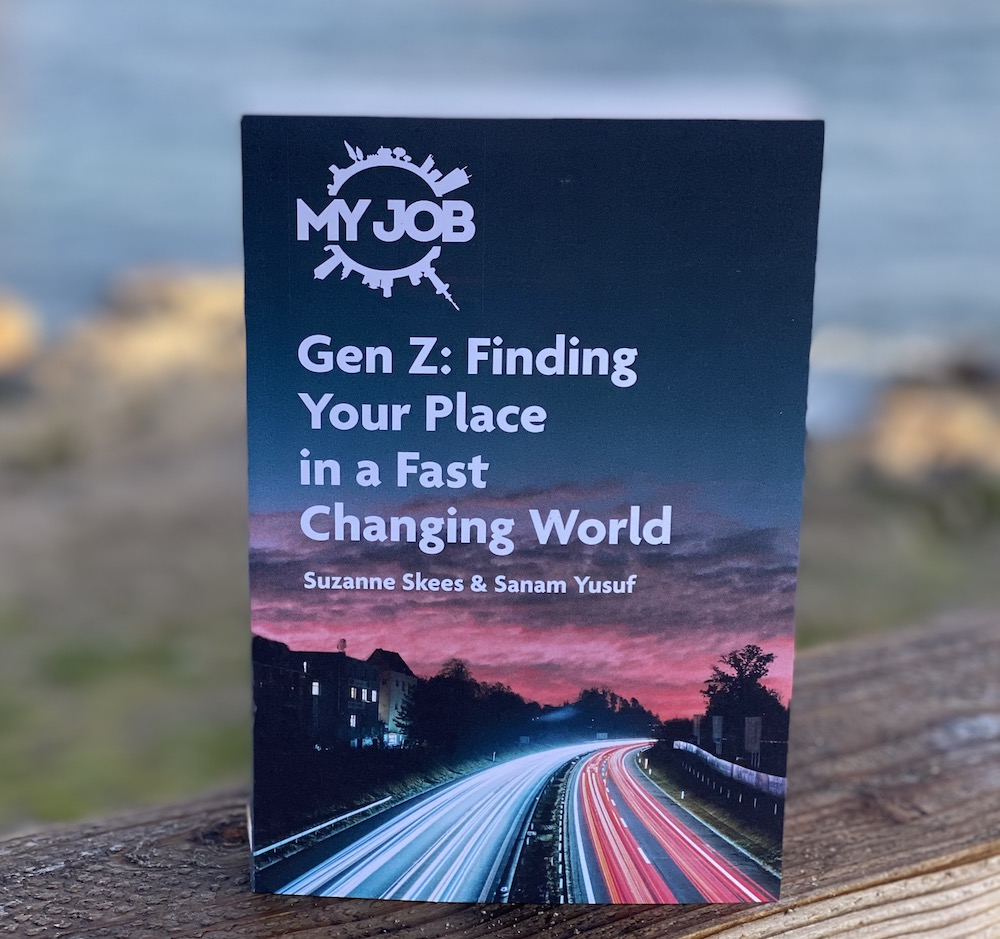 MY JOB Book 3–on Jobs for Gen Z–Is Here!