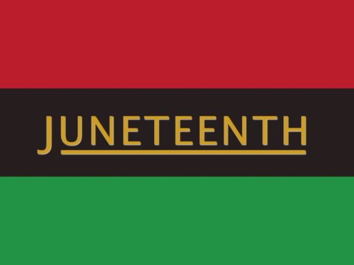 Juneteenth: Now a Federal Holiday!