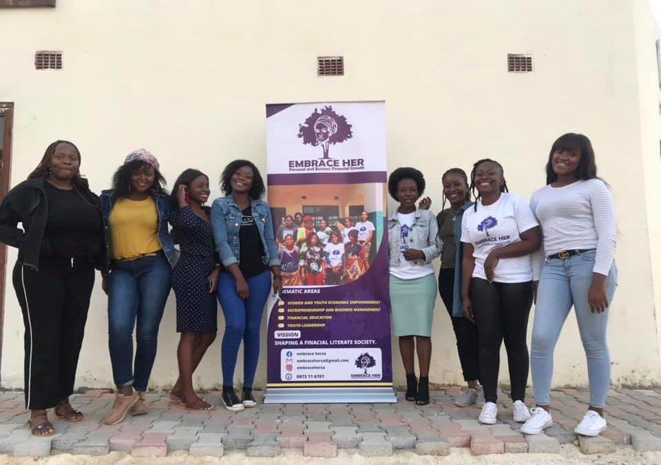 Women Connect and How Embrace Her is Navigating the Pandemic