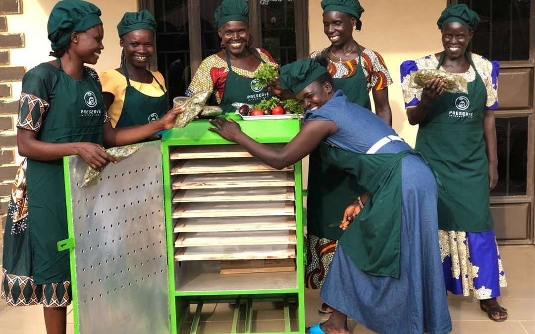 Preserve Food to End Hunger?–Yes, We CAN!