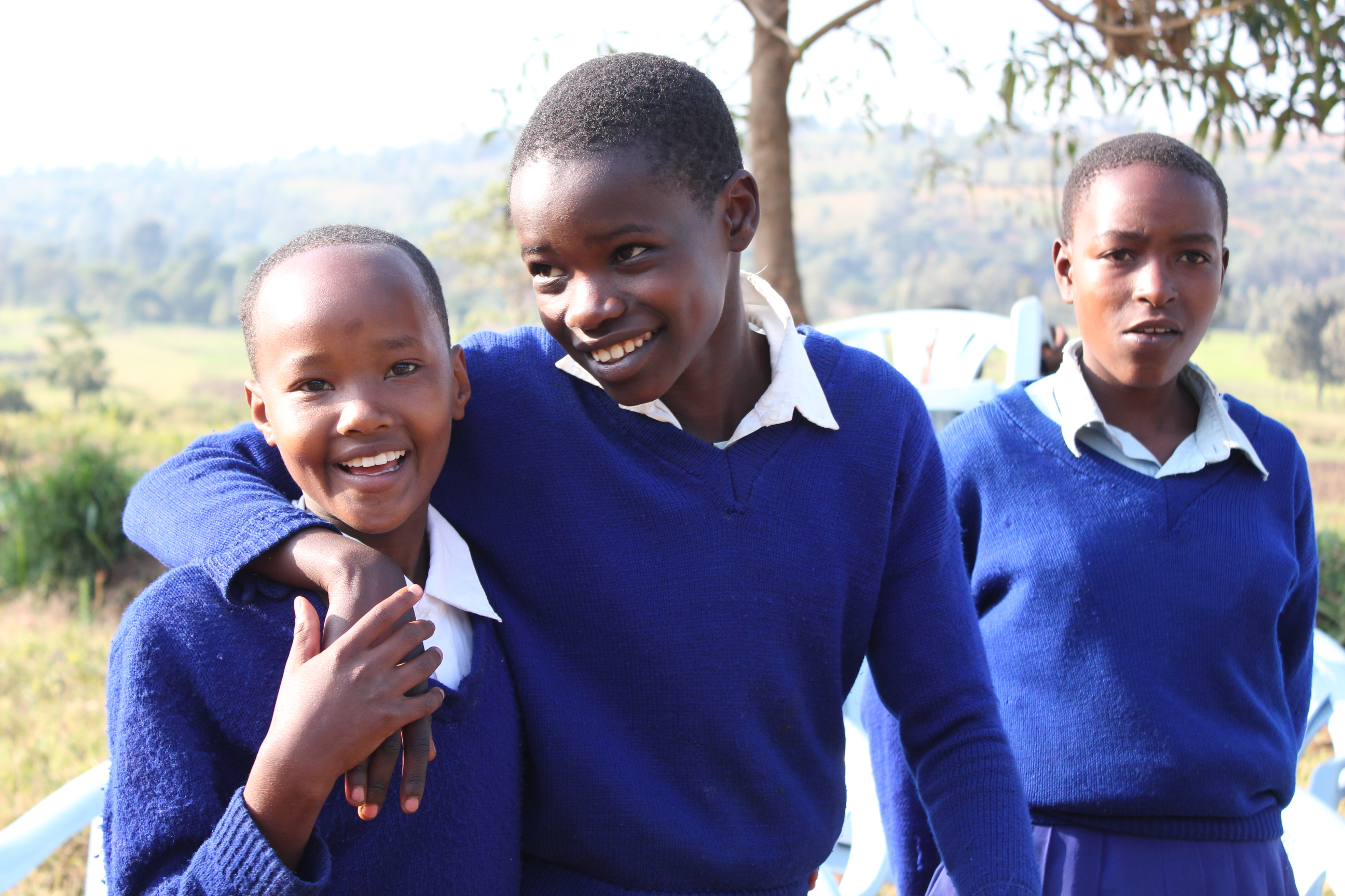 The Karimu Kids: Building Bridges of Wood and Culture: Part